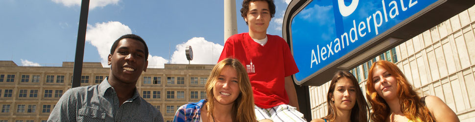 German Summer School for teenagers in Berlin