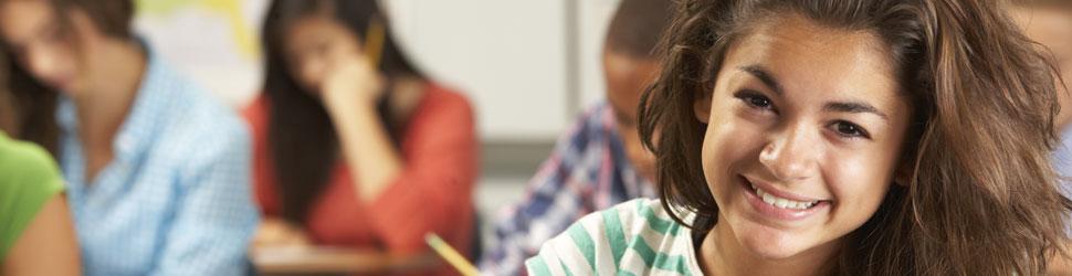 4 high schools classes per year and 3 college classes per semester?